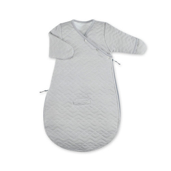 Schlafsack 0-3 Monate Quilted tog 1.5 Babyschlafsäcke grau Gr. one size
