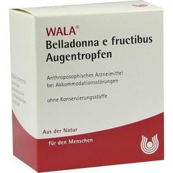 BELLADONNA E FRUCTIBUS Augentropfen 15 ml