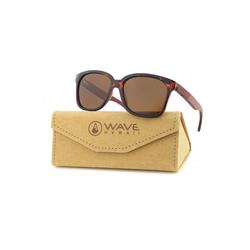 Wave Hawaii Sonnenbrille Modische Sonnenbrille 'WHIP' beige