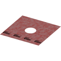 TECEdrainpoint S Dichtmanschette 3690004 Seal System für Verbundabdichtungen, 480x480mm