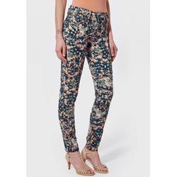 Kaporal Slim-fit-Jeans LAMIE mit buntem Muster 30