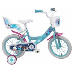 "Disney Frozen World Fahrrad 16 ""OUTLET"