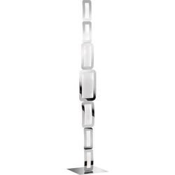 WOFI Saga 3526.07.01.6000 LED-Stehlampe 30W Chrom