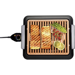 MediaShop Livington Smokless Grill Elektro Tischgrill