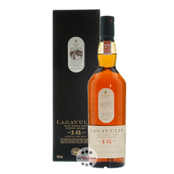 Lagavulin 16 Jahre Islay Single Malt Whisky