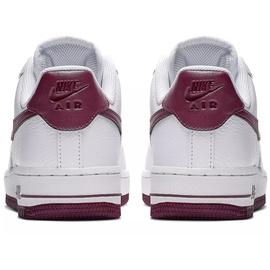 Nike Wmns Air Force 1 '07 Patent white-bordeaux, 40