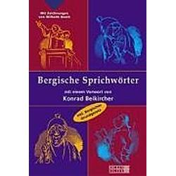 Bergische Sprichwörter - Buch