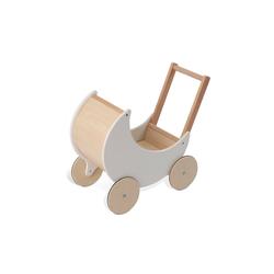 wuuhoo Spiel, Lauflernwagen und Puppenwagen Lou aus Holz