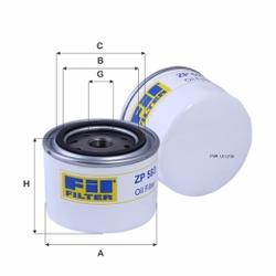Ölfilter- Baumaschine - MANITOU - MI 305 GPL ()