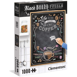 Clementoni Puzzle Coffee, Made in Europe bunt Kinder Ab 9-11 Jahren Altersempfehlung