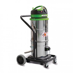 Cleancraft dryCAT 125 IRSM-Pro - M-Klasse Trockensauger f. giftige u. gesundheitsgefährdende Stoffe