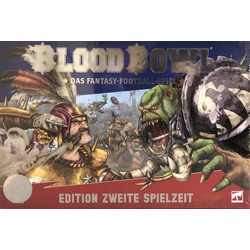 Brettspiel - Blood Bowl Das Fantasy-Football-Spiel Zweite SZ