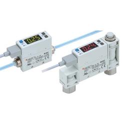 SMC Pneumatik Durchflussmesser PFM711S-C6-B