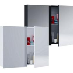 VCM Spiegelschrank Badmöbel Badezimmer Badezimmerschrank Hängeschrank Spiegel Badschrank