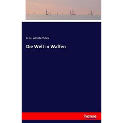 Die Welt in Waffen als Buch von K. G. von Berneck