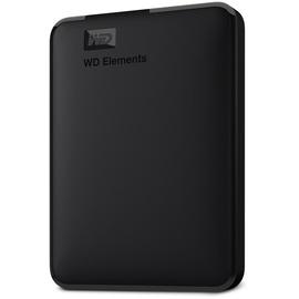 Western Digital Elements 4TB USB 3.0 schwarz (WDBHDW0040BBK)