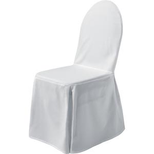 Dena Stuhlüberzug Excellent, weiß