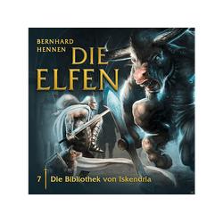 Die Elfen - 07: Bibliothek von Iskendria (CD)