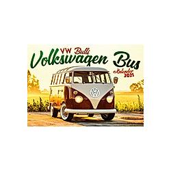 Volkswagen Bus: VW Bulli 2021