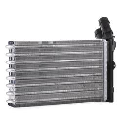 PRASCO Wärmetauscher BW6001 Plattenwärmetauscher,Heizungskühler BMW,6 E24,5 E12