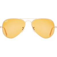 Ray Ban Aviator RB3025 gold / brown photocromatic