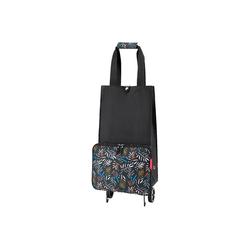 REISENTHEL® Einkaufstrolley foldabletrolley / Einkaufstrolley faltbar 66 cm, 30 l schwarz