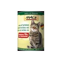 Mac' Cat Lamm mit Reis 200 g