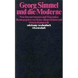 Georg Simmel und die Moderne. Georg Simmel  - Buch