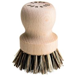 Topf-Pfannenbürste Union, Griff aus Holz, für alle Töpfe und Pfannen geeignet