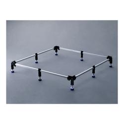 Kaldewei Duschwannen-Fuß-Rahmen FR 5300 für flache / superflache Duschwannen bis max.120 x 120 cm