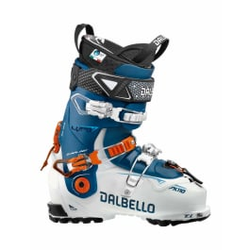 Dalbello - Lupo AX 110 W White/Celestal - Damen Skischuhe - Größe: 23