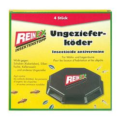 REINEX Ungezieferköder   4 St.