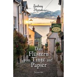 Das Flüstern von Tinte auf Papier als Buch von Lindsay Harrel
