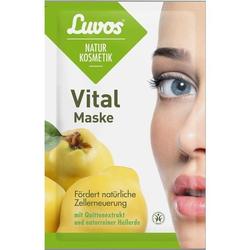 Luvos Heilerde Vital Maske Naturkosmetik