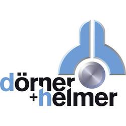 dörner + helmer 791322 Parkett-Bockrolle 25x13mm