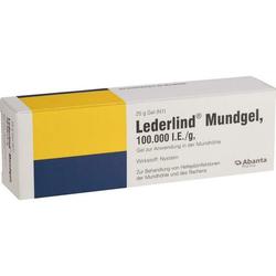 LEDERLIND MUNDGEL