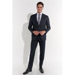 SteffenKlein Anzug Business-Anzug aus Wolle 106