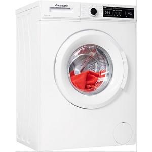 Hanseatic Waschmaschine HWM5T110D, 5 kg, 1000 U/min weiß