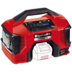 Einhell Kompressor Pressito, 90 W, max. 11 bar, 20 l, Power X-Change, inkl. Adapter-Set, ohne Akku & Ladegerät
