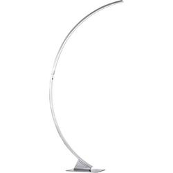 WOFI Luz 3682.01.01.0500 LED-Stehlampe 30W Chrom