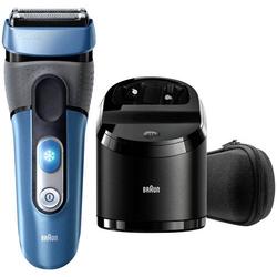 Braun Series 3 CoolTec CT4cc Folienrasierer Blau inkl. Reinigungsstation