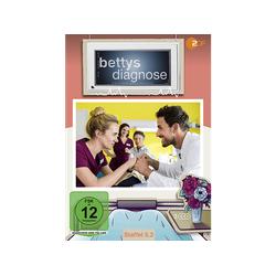 Bettys Diagnose - Staffel 5.2 DVD