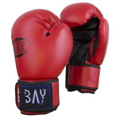 BAY-Sports Boxhandschuhe Future rot Boxen Kickboxen 10 Unzen