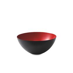 Normann Copenhagen Schüssel Krenit rot Ø 12,5 cm