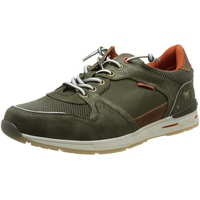 MUSTANG Shoes Sneaker, Oliv, 42