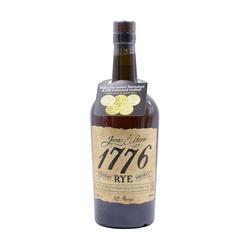 James E. Pepper 1776 Straight Rye Whiskey 0,7L (46% Vol.)