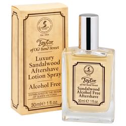 Taylor of Old Bond Street Luxury Sandalwood Aftershave Lotion Spray