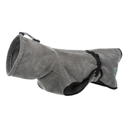 TRIXIE Hundebademantel Bademantel Frottee 70 cm