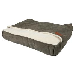 D&D Hundebett/Schlafsack Snuggle Toby grün, Maße: 80 x 60 x 15 cm