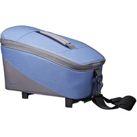 Racktime Gepäckträgertasche Talis berry blue/stone grey